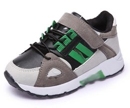 Wholesale Children S Sneaker Shoes - U S size: 5.5-12 Children Shoes Girls Sport Shoes Child Rubber Leisure Trainers Casual Kids Sneakers