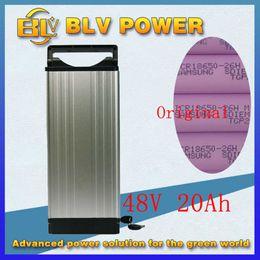 Canada 48V 1000W batterie de vélo électrique batterie lithium / ebike au lithium 48V 20Ah avec BMS, 54.6V 2A chargeur utiliser sam --- chanté 26HM batterie au lithium stock supplier used battery chargers Offre