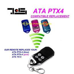 Wholesale Ata Remote Control - Garage Door Remote Control For ATA PTX4 SecuraCode 433.92 MHz