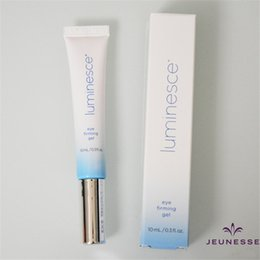 Wholesale Firming Gel - In Stock Jeunesse Luminesce Eye Firming Gel Effects & Permanent Benefits DHL free and fast shipping from kingsale