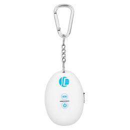 Wholesale Handheld Gps - 10pcs a lot Waterproof Handheld Keychain Design TK201 MINI GPS GSM GPRS Tracker Car Vehicle Mini Tracking Device