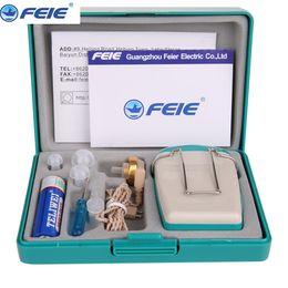 Wholesale Hearing Aid Pocket - Mini Audiphone pocket sound amplifier wholesale hearing aid convenience ear sound S-93