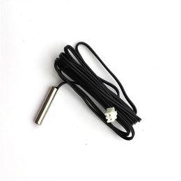Wholesale Sensor Probe Waterproof - 5K 10K 50K 100K Resistor NTC Thermistor Temperature Sensor Waterproof Probe Wire 1M NTC-MF58AT 5K 10K 50K 100K + -1%