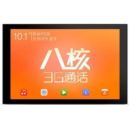 chamando comprimidos hdmi Desconto Venda por atacado - Novo 10,1 polegadas IPS Teclast X10 3G Telefone Chamando Tablet PC 1GB de RAM 16GB ROM MTK8392 A7 Octa núcleo Android 5.1 GPS HDMI Câmera de 2.0MP