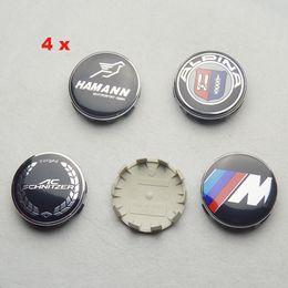 Wholesale Base Claws - Good quality 68mm 10PINS CLAW Gray base Wheel Hub Emblem Cover Auto Wheel Center Logo Cap ABS Aluminum