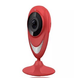 Wholesale Remote Access Cctv - HD 720P Wireless WiFi Pan Tilt Network IP Cloud Camera Infrared 720P Night Vision CCTV Security Camera Baby Monitor