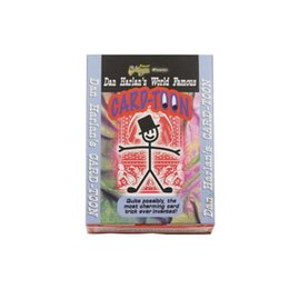 Wholesale Magician Cards - Cartoon Cardtoon Deck Playing Card Toon sprite magic trick for professional magician Animation Mental Prediction illusion 81048