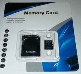 Wholesale Sd Free Shipping - 128GB Class 10 Micro SD SDHC TF Memory Card 002 128G SD Card for Smart Phones Tablets Netbooks Free Shipping