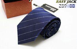 Wholesale Shirt Men Brand Elegant - Brand elegant neck ties solid color tie retail shirt tie neck tie business ties Woven ties coffee