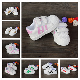 Wholesale Color Shoes For Boys - 2017 Children Shoes Newest Kids Sneakers Sport Running Shoes For Boys Girls High Quality Brand Slip Resistant Children Sneakers