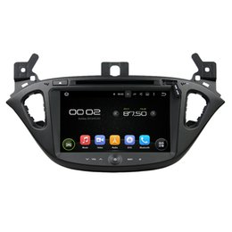 """Wholesale Dvd Player For Opel Corsa - HOT!! Quad Core 1024*600 HD 8"""" Android 5.1 Car Radio DVD Player for Opel CORSA 2015 With GPS 3G WIFI Bluetooth TV USB DVR 16GB ROM Car DVD"""