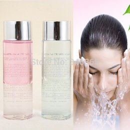essenz make-up großhandel Rabatt Wholesale-Remover Clean Oil Rosenessenz Reinigungsöl 100ml Makeup Remover Hautpflege