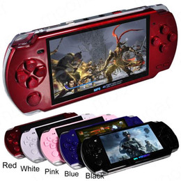 Wholesale Mp4 Player Card Reader Touch - New 8GB MP4 MP5 Portable Multimedia Player With Digital Video Camera Auto Optical Zoom and TF Card Slot