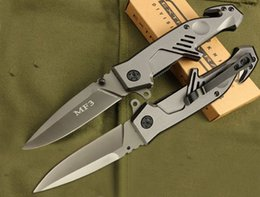 Wholesale Extrema Ratio Mf3 - Excellent Quality Small Extrema Ratio MF3 Tactical Folding Knife Assisted Opening 3Cr13 Fine Blade Drop Hiking Gift Knives B304Q