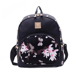 cute korean travel bag Coupons - Wholesale- Best Gift Hcandice Girl School Bag Travel Cute Backpack Satchel Women Shoulder Rucksack drop ship bea61012