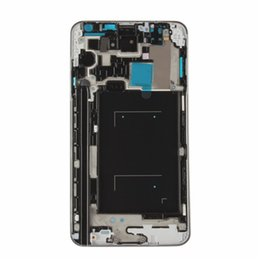 Wholesale Note3 Screen - for Samsung Galaxy note3 Note 3 N9005 N900 Front Screen Frame Middle Bezel Housing Replacement free DHL