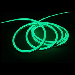loja de limpeza Desconto Mini seguro 12 V led neon luzes flex 10 cm 4 polegadas unidade de corte levou sinais de néon para o clube do hotel bar discoteca festa de natal