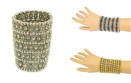 Wholesale Celtic Tribal - Boho Silver Cuff Bracelet. Bohemian Ethnic People Crystal Wild Tribal Statement Coachella Jewelry ,Carving Beads Bracelet Bangle
