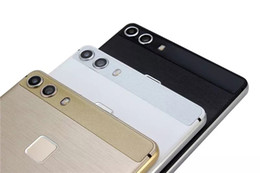 Wholesale Huawei Mtk - free shipping Huawei P9 plus Max Clone 64bit MTK 6592 octa core phone 4g lte smartphone Android 5.0 3gb ram 6.0 inch goophone P9