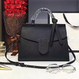 Wholesale Vintage Medium - luxury brand Marmont handbags women tote bag leather shoulder bags famous designer crossbody bag female vintage business laptop bags