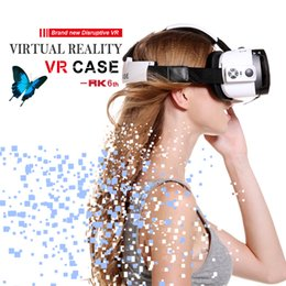 Wholesale Hot Android Phones - 2018 hot sale style VR 3D glass case Box for Smart mobile phone
