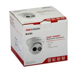 Wholesale Network Ip Camera Poe - Hikvision 5mp DS-2CD2352-I Network Turret Camera POE CCTV IP camera
