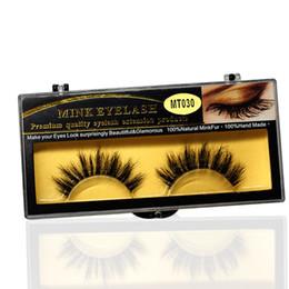 Wholesale Horse Hair Extensions - 2017 New 1 pair   Sets of Horse Hair False Eyelashes 100% Handmade High-Quality Long Eye Extension Makeup Tools