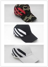 Wholesale Motorcycle Baseball Caps - 2017 Baseball cap stripe snapback hats for men women brand hip hop caps golf fashion motorcycle bone masculino casquette