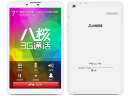 Wholesale 7inch Phone Tablets - Wholesale- 2015 Newest Teclast P70 3G Octa Core Tablet PC 7inch IPS Screen Android 4.4MTK MT8392 3G Phone Call 1280*800 1GB LPDDR3 8GB eMMC