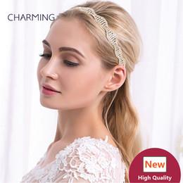 Wholesale Marketing Chain - Chain hair accessories Elastic headband Crystal hair clips Bridal hair accessories Best wholesale products China market online free shipping
