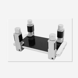 Wholesale Iphone Clamp - New Arrived Adjustable Fixing Clip Clamps Bracket Tools for iPad Screen Repair Tool