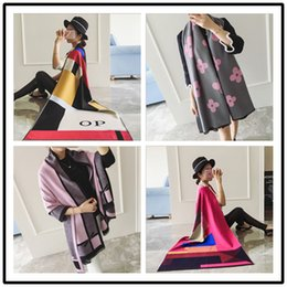 Wholesale Cashmere Scarves Prices - 2016 new fashion women 23 colors high quality and brand designer scarf Irregular color shawl Factory wholesale price