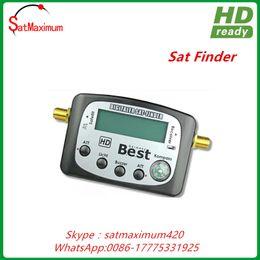 Wholesale Satellite Compass - Compass Digital LCD Satfinder Satellite Finder Signal Strength Meter for digital HDTV