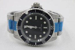 Wholesale Mens Dive Wristwatches - New Luxury Mens watch Automatic Mechanical Men's Stainless Steel 116610 116611 wristwatch dive Man watches