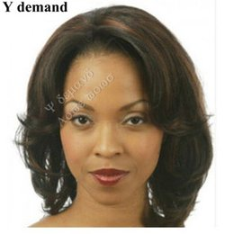 Wholesale Black Heat Resistant Bob Wig - Newest BOB SHORTS Black MIX Brown HIGH HEAT RESISTANT LONG WEAVE LADIES WOMENS FULL HEALTH BEAUTY WIGS Wholesale