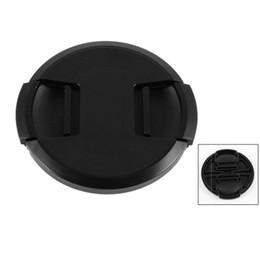 Coperchio copriobiettivo anteriore universale 77mm per la fotocamera DSLR da