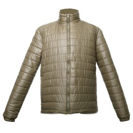 Wholesale Coat Clearance - Wholesale- Clearance Products 2017 Brand Men's Winter Jacket Autumn Winter Outwear Men's Casual Coat Brand Men Clothing Army Green Size XS