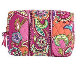 Wholesale Purple Cosmetic Cases - large Cosmetic Cases