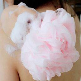 Wholesale Family Beauty - 3Pcs For Family Newest Bathing Accessories Exfoliate Scrub Cosmetic Beauty Tools Bath Shower Sponge Body Exfoliate Puff Mesh Net Ball Bath S