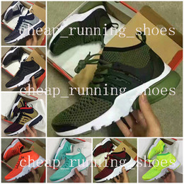 Wholesale Top High Cut Basketball Shoes - 2017 TOP Air PRESTO BR QS Breathe Black White Men Basketball Shoes Sneakers Women Running Shoes For Men Sports Shoes,Walking shoes size36-46