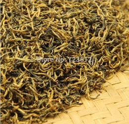 Wholesale premium organic - Promotion! High Quality! New tea years Premium top tea organic black tea bag free shipping!125g Darjeeling flavor