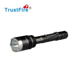 Wholesale Brightest Led Driving Lights - Linternas LED Flashlight 18650 Rechargeable Battery Anti-abrasive versatility LED lights Camping Light Super Brightest High Quality Torch
