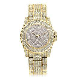 Wholesale Gem Stars - Foreign trade outbreak Geneva jeep diamond gem star watch manufacturer wholesale new quartz watch stainless steel strap fashion elegant diam