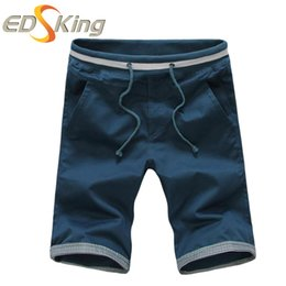 Wholesale Korean Swimsuits - Wholesale- best quality hot sell new 2016 mens shorts summer dress Korean beach shorts travel beach casual swimsuit men brand