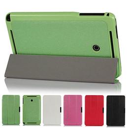 "Wholesale Asus Vivotab Case - Wholesale- Slik Ultra Slim Folio Tri-Fold Stand Leather Case Skin Shell Cover For ASUS VivoTab Note 8 M80T M80TA 8"" inch Tablet PC"
