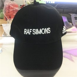 Wholesale White Green Snapback - New 2017 Almost Famous hat Raf Simons Snapback baseball cap Trapsoul Single For The NIght caps VETEMENTS hats Free Shipping bone gorras swag
