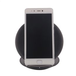 Wholesale Fast Convertibles - Qi Fast Wireless Charger Rapid Convertible Charging Stand for Samsung Galaxy S7 S8 S8Plus S8+ 3008025