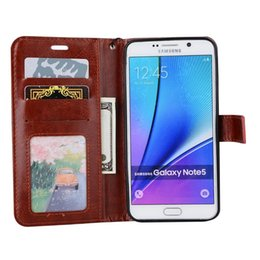 Wholesale Photo Playing Cards - For Moto G4 play Wallet PU Leather Case Cover Pouch with Card Slot Photo Frame For Galaxy Note5 S6 S7 edge case cover