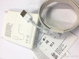 Wholesale Iphone Usb Box - Wholesale A++++ 1M 3Ft 2M 6ft Original OEM Quality Micro USB Sync Data Cable Charging Cords Charger Line With Retail Box for 7p