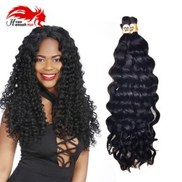 Wholesale Remy Bulk Hair For Braiding - Wholesale Fashionable Virgin Remy Hair Bulk Raw Human Material Virgin Brazilian Hair Bulk Hair for Braiding